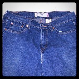 LEVI'S 515 Bootcut Jeans 8M
